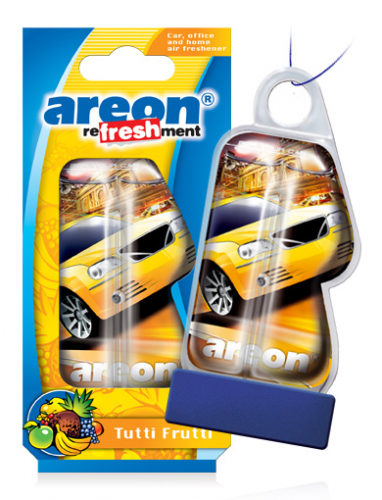 Ароматизатор Areon refreshment Тутти фрутти LC04