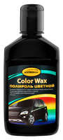 "Полироль кузова ""Color wax"" черная, 250мл AC-281"