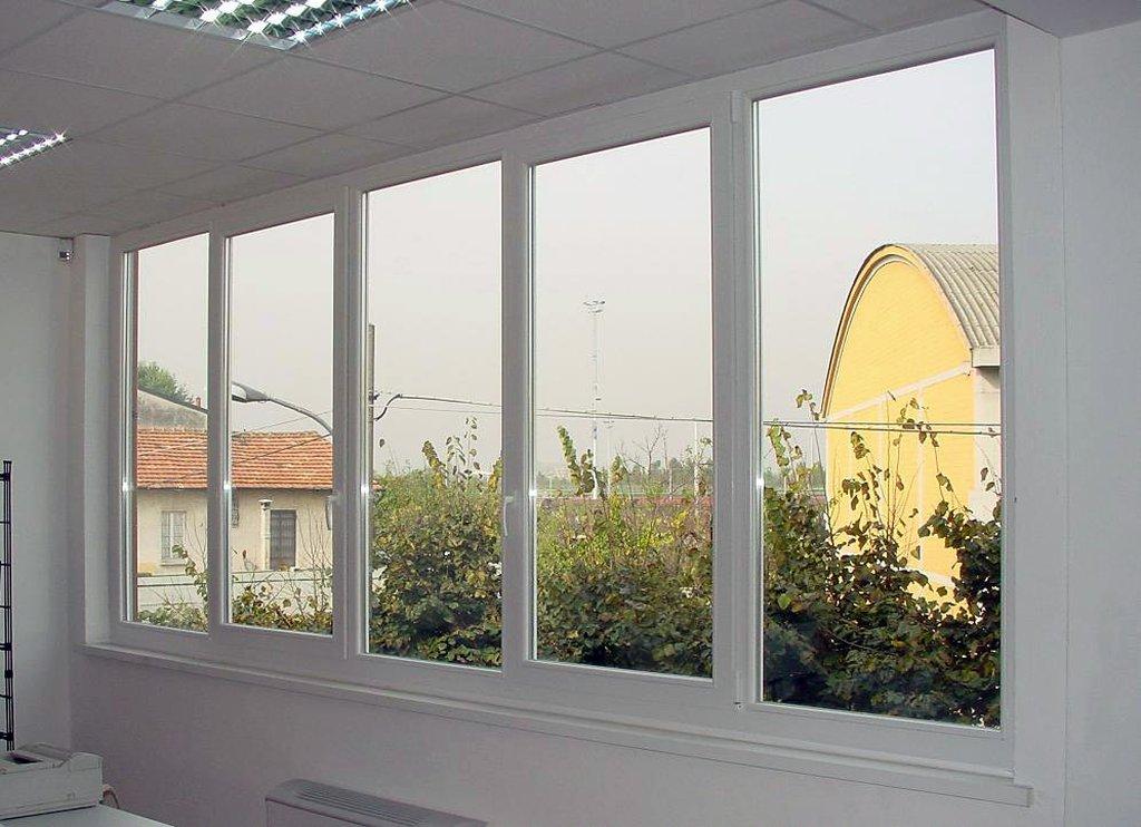 Установка окон, остекление балконов и лоджий - окна / двери .