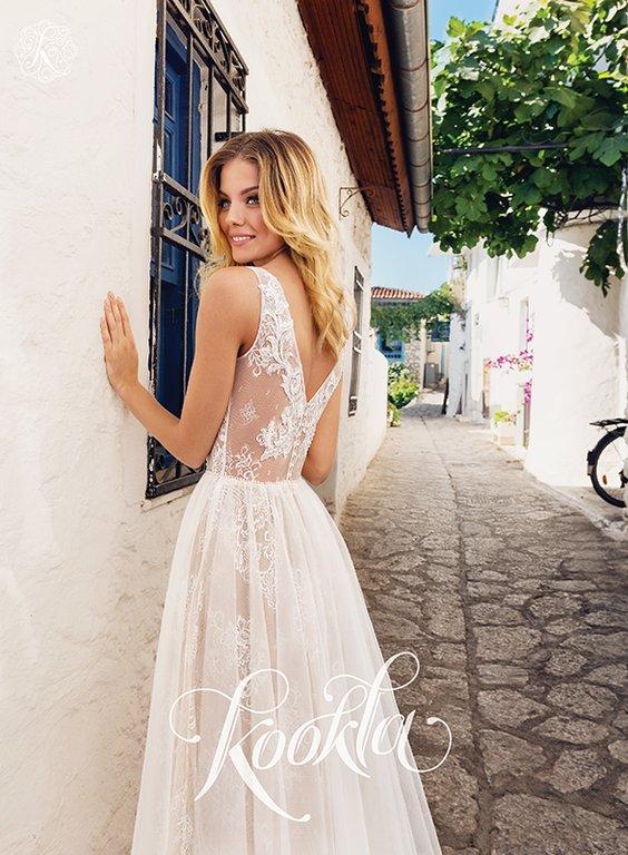 83bbf0cabf8 Свадебное платье Сабрита