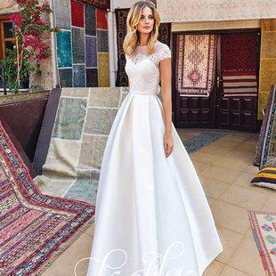 bee4f173c99 Свадебное платье Юлиана